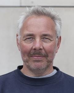 Dennis Rasmussen, glarmester