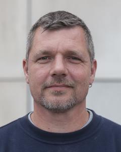 Brian Olsen, glarmester